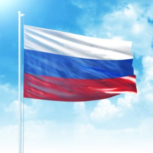 דגלי מדינות רוסיה 2018